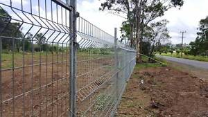 Galvanised Mesh Fence, Security Fence, Temporary fence & Dog runs Marsden Park Blacktown Area Preview