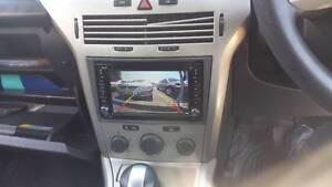 Captiva Astra Epica DVD GPS Bluetooth Installed Reversing Camera Sydney City Inner Sydney Preview