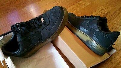 LeBron James 25th Anniversary Nike Air Force One
