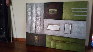 Framed canvas Clayton South Kingston Area Preview