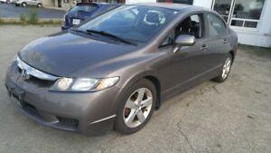 2010 Honda Civic Sport | One Owner | Sunroof | No Accidents