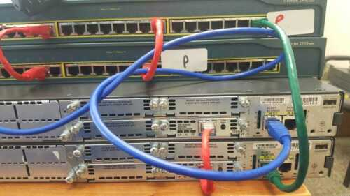 Cisco CCNA LAB KIT With Lab Examples IOS 15