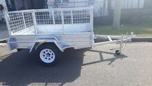 Brand New 7x5 hot dipped Box Trailer Rocklea Brisbane South West Preview