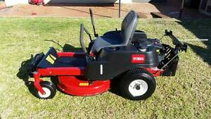 32 Inch TORO ZERO TURN MOWER, EXTERMELY LOW HRS, LIKE NEW!! Smithfield Parramatta Area Preview