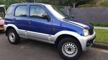2001 Daihatsu Terios Wagon DX (4x4) Randwick Eastern Suburbs Preview