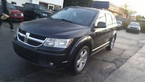 2009 Dodge Journey SXT | AWD | Sunroof | Certified |No Accidents