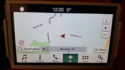 Factory Oem Ford   Lincoln Sync 3 Navigation Gps Radio Module Apim  Fomoco