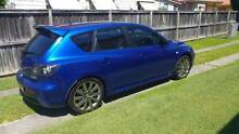 2006 Mazda Mazda3 Hatchback MPS Turbo Newcastle Newcastle Area Preview