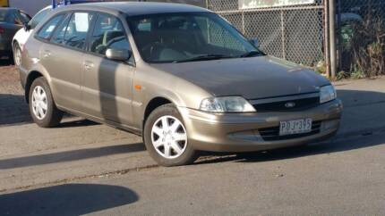 1999 Ford Laser Hatchback AUTO!! NEW TYERS&CRUISE CONTROL!!! Reservoir Darebin Area Preview