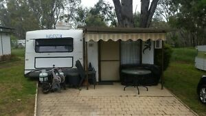 Permanent caravan and Annex Moama Murray Area Preview