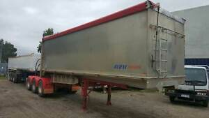 1998 Byrne Tri Axle Tipper, Stock 571 Kenwick Gosnells Area Preview