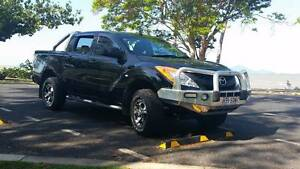 2013 Mazda BT50 Ute Ingham Hinchinbrook Area Preview