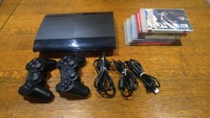 Selling PlayStation 3 500gb for $200