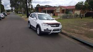 2008 Holden Captiva 1Year Rego Turbo Diesel 7 Seat  Excellent Con Liverpool Liverpool Area Preview
