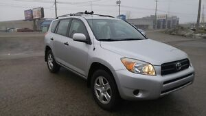 2008 Toyota RAV4 4WD | No Accidents | New Brakes | Certified
