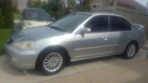 2001 Acura EL Premium