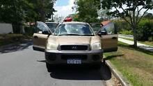 !!! URGENT !!! 2001 Hyundai Santa Fe Wagon Oxley Park Penrith Area Preview