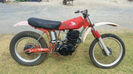 Yamaha Honda XT500, HL Project