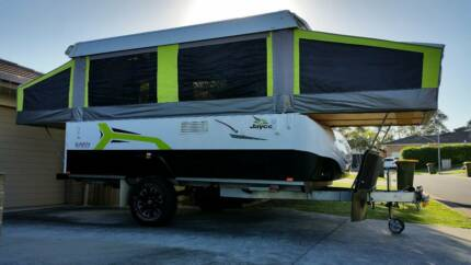 Wonderful 2004 CARAVAN Jayco HERITAGE 721 Caravan For Sale In Port Macquarie