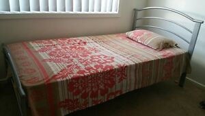 Harvey Norman king single bed and mattress. Gungahlin Gungahlin Area Preview
