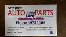 Gladstone Auto Parts & 4WD Gladstone Gladstone City Preview