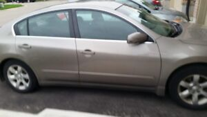 Nissan Altima Model 2008, MUST SELL TODAY (cash payment only)