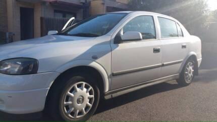 2001 Holden Astra Sedan Braybrook Maribyrnong Area Preview