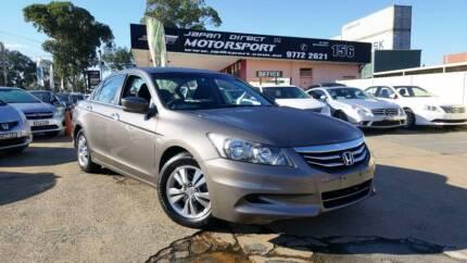 2012 Honda Accord VTi Auto Sedan #1111 Revesby Bankstown Area Preview