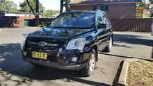 2009 Kia Sportage Wagon Bankstown Bankstown Area Preview