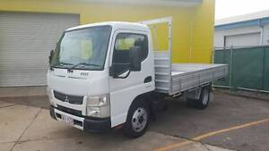 2014 Mits. Fuso Canter 515 'City Cab' SWB S/Cab 2T Garbutt Townsville City Preview