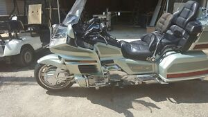 1999 Honda Goldwing For Sale