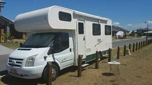 2007 Six berth ford transit Telvor  RV Clontarf Redcliffe Area Preview