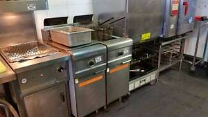 Cafe furniture / oven / fridge / grill / fryer/ dishwasher -sale Tuggeranong Preview