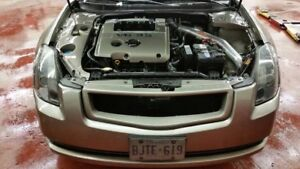 Aftermarket Grill For 2004-2006 Nissan Maxima