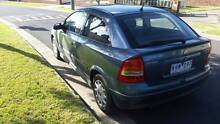 2001 Holden Astra Sedan Thomastown Whittlesea Area Preview