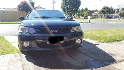 Ford falcon xt duel fuel for sale with full xr6 body kit