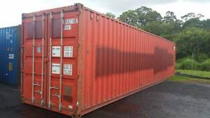 SHIPPING CONTAINER 40FT HC A GRADE Sunshine Coast Region Preview