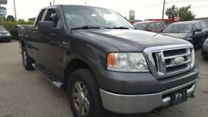 2007 Ford F150 XLT | 4x4 | No Accidents | Low KM | Certified