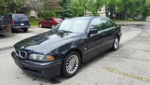 2002 bmw 540 ia auto clean car drives like new