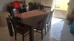 Reduced Further - Ikea Bed, Couch & Dining Table + chairs Essendon Moonee Valley Preview