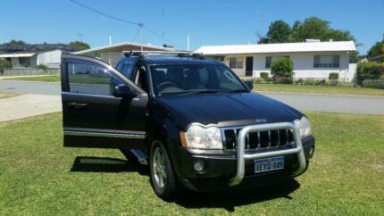 V8 Jeep Grand Cherokee Limited