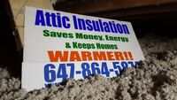 Start Saving Call GreenEco Attic Insulation And Removal Services