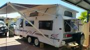 Jayco Westport 2001 Anniversary Edition Pop Top Caravan Joondalup Joondalup Area Preview