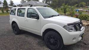 2011 Nissan Pathfinder Wagon Worrigee Nowra-Bomaderry Preview