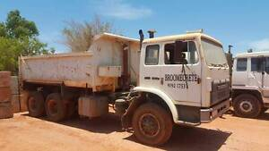 1989 International Acco 2250D Tipper Broome Broome City Preview
