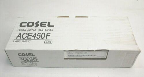 Cosel ACE450F AC4-OYE2E-02 AC100-240V 50-60HZ 6.2AMAX Power Supply - NEW!