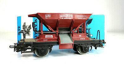 Schotterwagen Bahndienstwagen DB  Märklin 4610 OVP (FS)