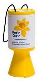 Volunteer needed for fun, flexible role with Marie Curie in Richmond!