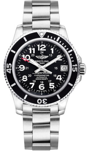 Breitling Mid-size A17312C9/BD91 179A Superocean II 36mm Automatic Watch - watch picture 1
