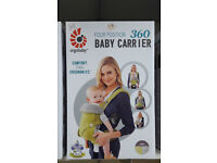 ErgoBaby 360 with 4 Position Baby Carrier Ergo Baby